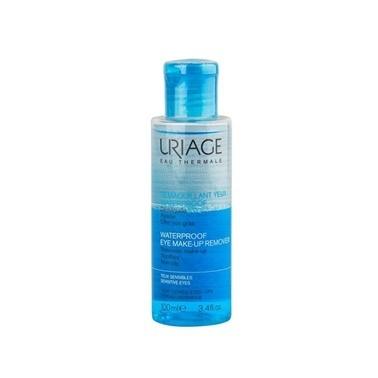 Uriage URIAGE Demaquillant Yeux Waterproof Make-Up 100 ml Renksiz